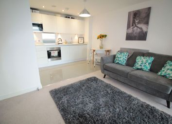 Thumbnail 1 bed flat for sale in Ferry Court, Cardiff Bay