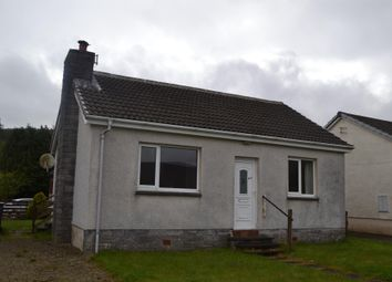 Thumbnail 2 bed detached bungalow for sale in 66 Murray Crescent, Lamlash, Isle Of Arran