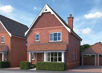 "Thumbnail 3 bedroom property for sale in ""The Bramble"" at Wheeler Avenue, Wokingham"