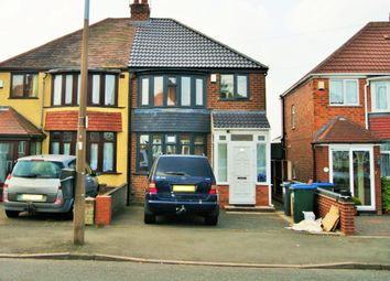 Thumbnail 3 bed semi-detached house to rent in Jayshaw Avenue, Great Barr