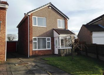 Thumbnail 3 bed detached house for sale in Seaton Close, Wardley