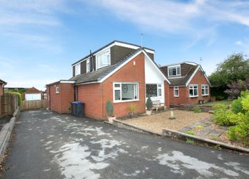 Thumbnail 3 bed detached bungalow for sale in Stoneyfields, Biddulph Moor, Stoke-On-Trent