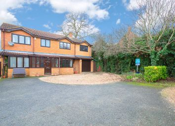 Thumbnail 5 bedroom detached house for sale in Quantock Close, Barton Seagrave, Kettering
