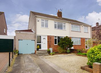 Thumbnail 4 bed semi-detached house for sale in The Land, Coalpit Heath, Bristol