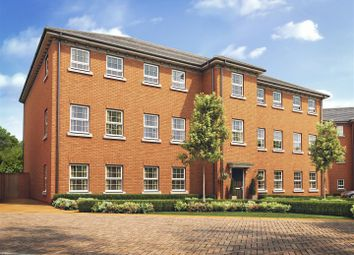 Thumbnail 1 bedroom flat for sale in Mallard Way, Sprowston, Norwich