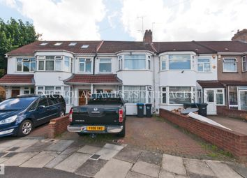 Thumbnail 3 bed terraced house for sale in Hazel Close, Palmers Green