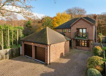 Thumbnail 5 bed detached house for sale in Radfall Ride, Chestfield, Whitstable, Kent