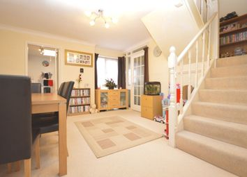 Thumbnail 3 bedroom terraced house for sale in Walsingham Close, Gillingham