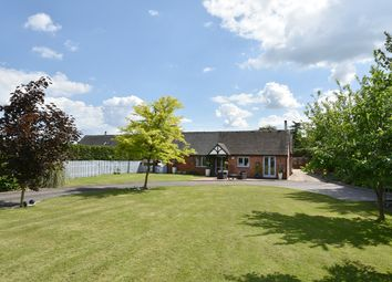 Thumbnail 4 bed bungalow for sale in Uttoxeter Road, Foston