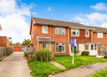 Thumbnail 3 bed property for sale in Downview Close, Yapton, Arundel