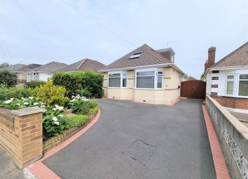 Thumbnail 3 bed detached bungalow for sale in Kingsbere Avenue, Bournemouth