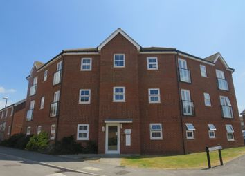 Thumbnail 2 bed flat for sale in Montreal Close, Peacehaven