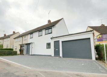 Thumbnail 2 bed semi-detached house for sale in Parkfields, Roydon, Harlow