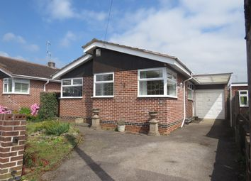 Thumbnail 2 bed detached bungalow for sale in Lindsey Crescent, Kenilworth