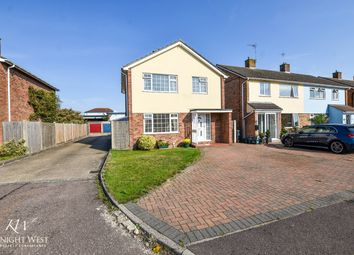 Winstree Road, Stanway, Colchester CO3. 3 bed detached house