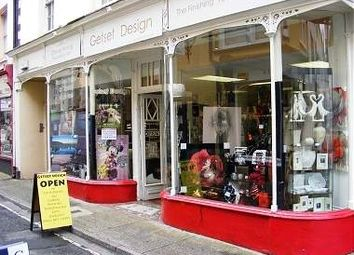 Thumbnail Retail premises for sale in Bideford EX39, UK