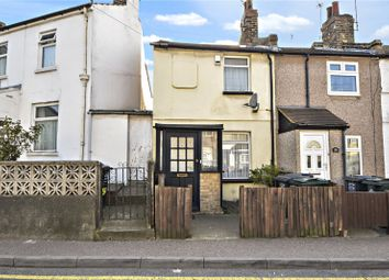 Thumbnail 2 bedroom end terrace house for sale in Stanhope Road, Swanscombe, Kent