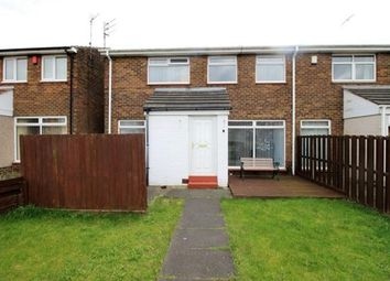 Thumbnail 3 bed terraced house to rent in Rochdale Road, Red House Farm, Sunderland