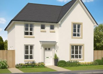 "Thumbnail 4 bed detached house for sale in ""Balmoral"" at Kingsgate Retail Park, Glasgow Road, East Kilbride, Glasgow"