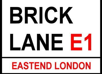 Thumbnail 4 bedroom flat to rent in Chicksand Street, Brick Lane, London