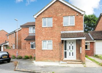 Thumbnail 6 bed detached house for sale in York Close, Towcester