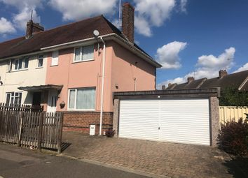 Thumbnail 2 bed end terrace house for sale in Cranford Road, Kingsthorpe, Northampton