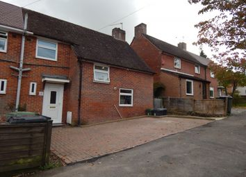 Thumbnail 3 bed semi-detached house for sale in Battery Hill, Winchester, Hampshire