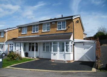 Thumbnail 2 bedroom semi-detached house for sale in Willmore Grove, Birmingham, West Midlands