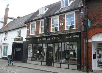 Thumbnail Commercial property for sale in Sun Street, Hitchin