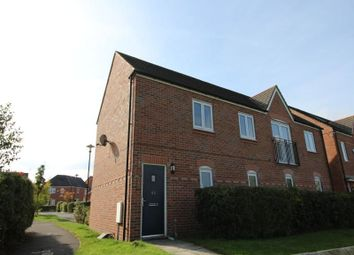 Thumbnail 2 bed flat to rent in Riverbrook Road, West Timperley, Altrincham