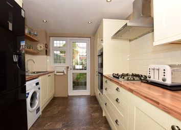 Thumbnail 3 bedroom terraced house for sale in Abbs Cross Gardens, Hornchurch, Essex