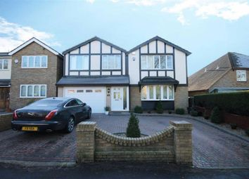 Thumbnail 5 bedroom detached house to rent in Whitehall Lane, Buckhurst Hill, Essex