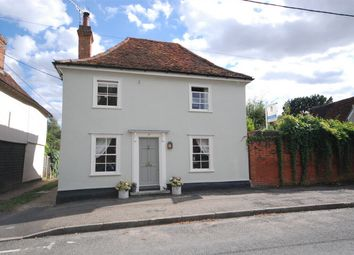 Thumbnail 4 bed detached house for sale in West Street, Coggeshall, Essex