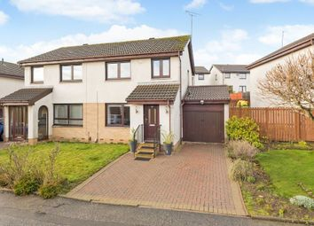 Thumbnail 3 bedroom semi-detached house for sale in Candlemaker's Park, Edinburgh