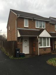 Thumbnail 3 bed semi-detached house for sale in Wraysbury Close, Hounslow, Middlesex