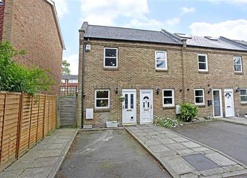Thumbnail 2 bedroom end terrace house for sale in Millers Meadow Close, Blackheath, London
