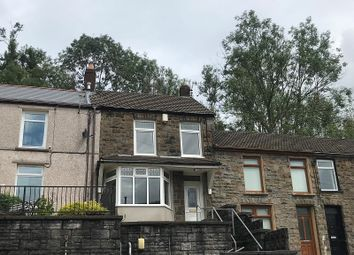 Thumbnail 3 bed terraced house for sale in High Street, Treorchy, Rhondda Cynon Taff.