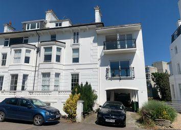 Thumbnail 1 bed flat for sale in Albion Villas, Folkestone, Kent