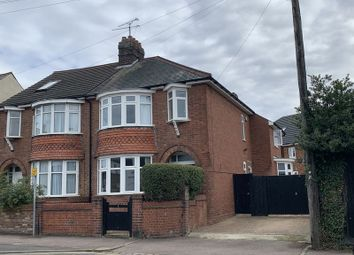 Thumbnail 4 bed semi-detached house to rent in Great Northern Road, Dunstable