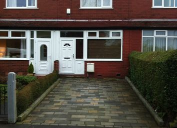 Thumbnail 2 bedroom terraced house to rent in Hopedale Road, Stockport, Cheshire