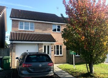 Thumbnail 3 bed detached house for sale in James Court, St. Mellons, Cardiff