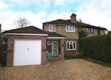 Thumbnail 3 bed semi-detached house for sale in Frimley Grove Gardens, Frimley, Camberley, Surrey