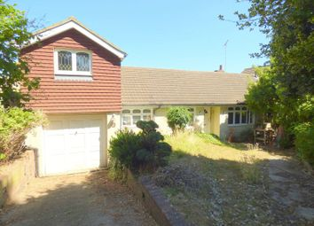 Thumbnail 4 bed semi-detached bungalow for sale in Nuffield Road, Hextable, Swanley