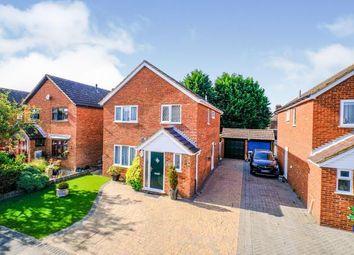 Hillson Close, Marston Moretaine, Bedford, Bedfordshire MK43. 4 bed detached house