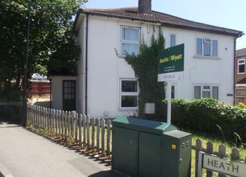 Thumbnail 1 bedroom maisonette for sale in Spring Road, Southampton