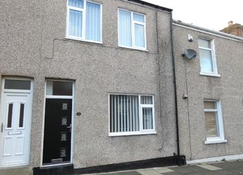 Thumbnail 3 bed terraced house for sale in Stratton Street, Spennymoor
