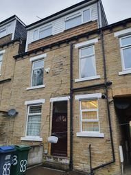 Thumbnail 4 bed terraced house for sale in Grantham Road, Bradford, West Yorkshire