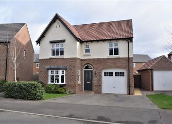 Thumbnail 4 bed detached house for sale in Watitune Avenue, Church Fields, Weddington, Nuneaton