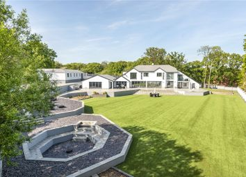 Thumbnail 7 bed detached house for sale in Bishops Wood Road, Mislingford, Hampshire