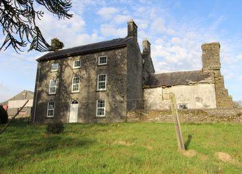Thumbnail Land for sale in New Inn, Pencader